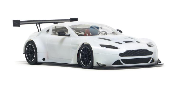 NSR - ASV GT3 - White Kit clear - AW King EVO3 21k