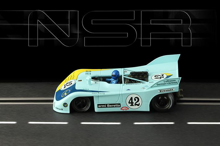 NSR - Porsche 908/3 6h WATKINS GLEN 1972 #42 - SW Shark EVO 21,5 21.900 rpm