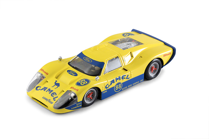 NSR - Ford Mk IV #88 Limited Camel Edition - SW Shark 21.900 rpm