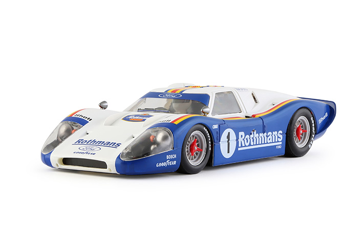 NSR - Ford Mk IV Rothmans Limited Edition - #1 - SW Shark 20.000 rpm