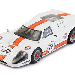 NSR - Ford Mk IV #74 Gulf Limited Edition - SW Shark 21.900 rpm