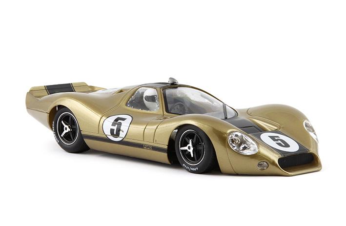 NSR - P68 Alan Mann Limited Gold Edition (500 units) - #5 - SW Shark 20.000 rpm
