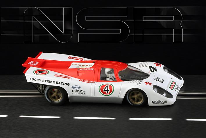 NSR - Porsche 917k Kyalami 9h 1971 - #4 - SW Shark EVO 21,5 21.900 rpm