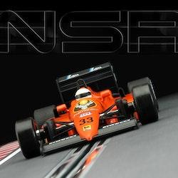 NSR -Formula 86/89 Jagermeister #33 - IL King Evo3 21.400 rpm