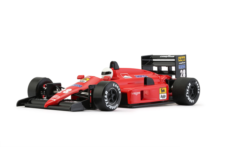 NSR - Formula 86/89 RED Italia #28 - IL King Evo3 21.400 rpm