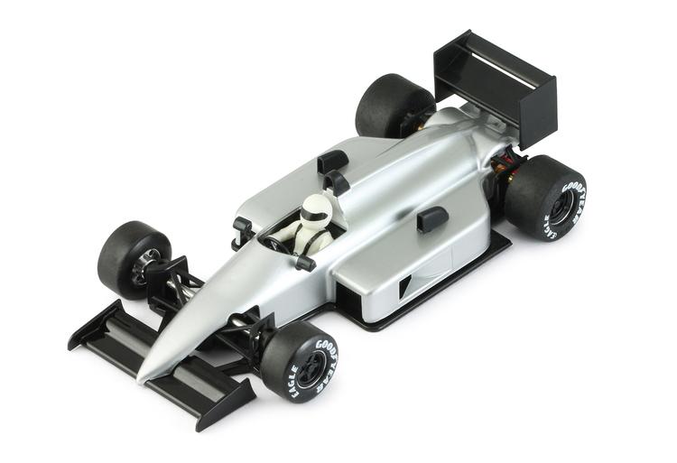 NSR - Formula 86/89 SILVER Test Car - IL King Evo3 21.400 rpm