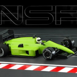 NSR - Formula 86/89 GREEN Test Car - IL King Evo3 21.400 rpm