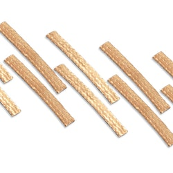 NSR - Copper Braids - Super Racing - very thin braids, ONLY 0,2mm (x10)