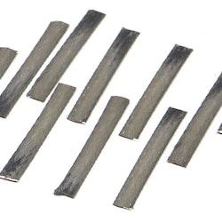 NSR - Tin plated Braids - Super Racing - very thin braids, ONLY 0,2mm (x10)