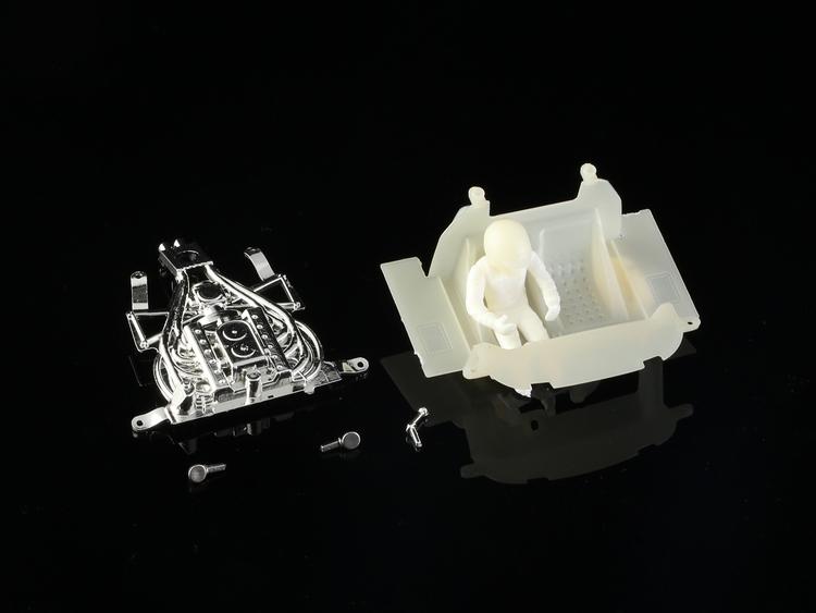 NSR - Complete Cockpit for Ford Mk IV