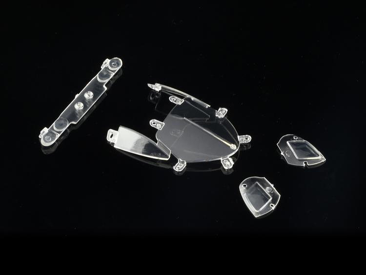 NSR - Windows & Lights for Mosler MT900R