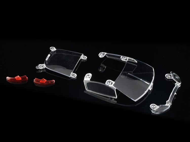 NSR - Windows & Lights for ASV GT3