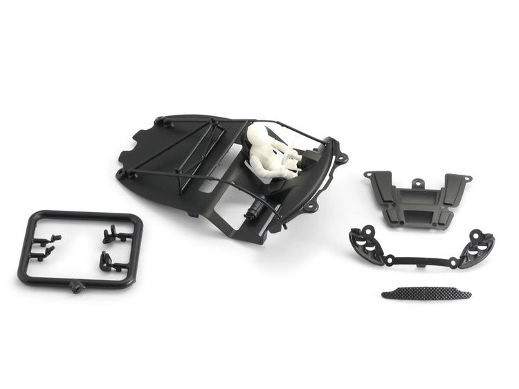NSR - Complete Cockpit for Corvette ASV GT3