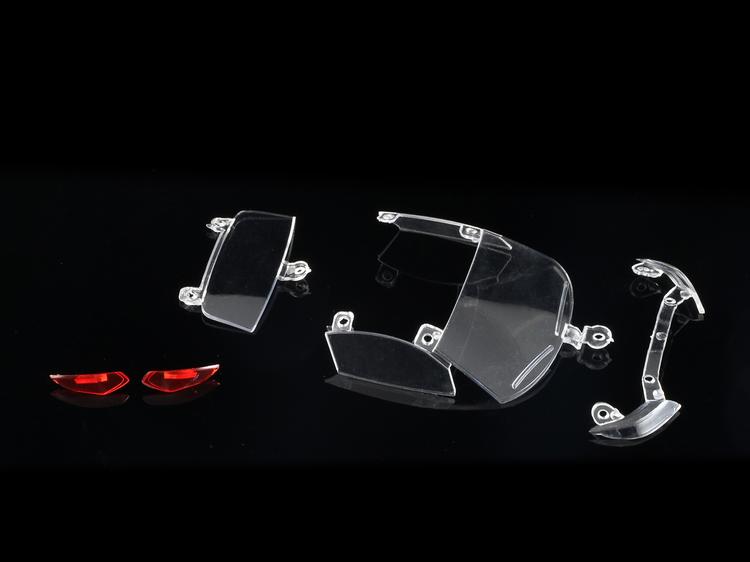 NSR - Windows & Lights for BMW Z4 GT3