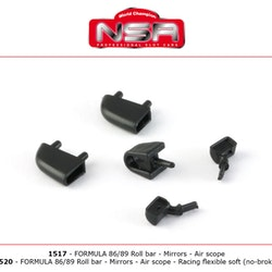 NSR - Roll bar, Mirrors, Air Scope for Formula 86/89