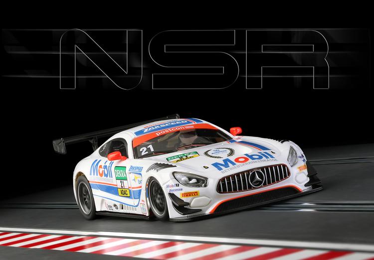NSR - MERCEDES-AMG GT3 MOBIL ADAC GT MASTERS #21 AW KING 21K EVO 3