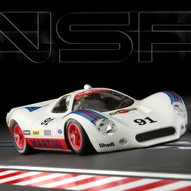 NSR - P68 MARTINI RACING WHITE #91 SW SHARK 21.5K EVO
