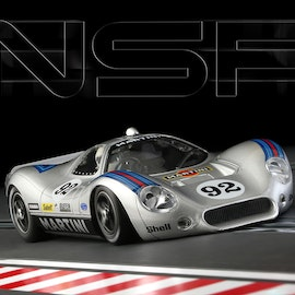 NSR - P68 MARTINI RACING GREY #92 SW SHARK 21.5K EVO