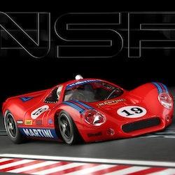 NSR - P68 MARTINI RACING RED #19 SW SHARK 21.5K EVO