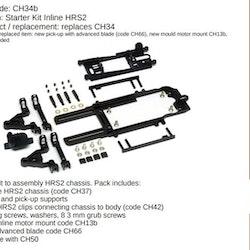 Slot.it - Starter Kit Inline HRS2