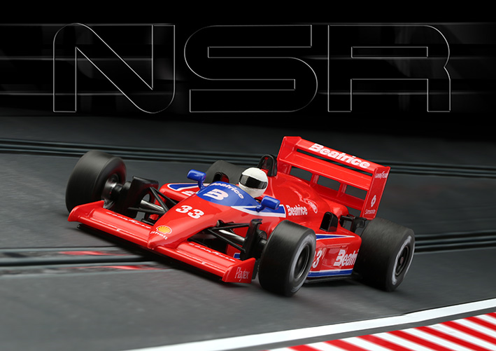 NSR - Formula 86/89 Beatrice #33