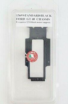 NSR - Ford GT40 MEDIUM BLACK CHASSIS