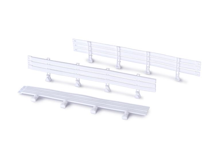 Policar - Guardrail 25cm - 10pcs