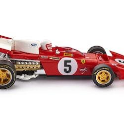 Policar - Ferrari 312B2 - n.5 Silverstone 1971