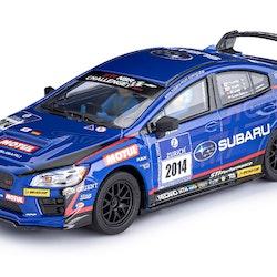 Policar - Subaru WRX STI - 24h Nurburgring presentation 2014