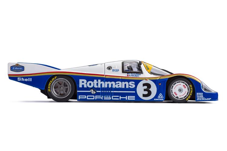Slot.it - Porsche 956 LH - n.3 - 24h Le Mans Winner 1983