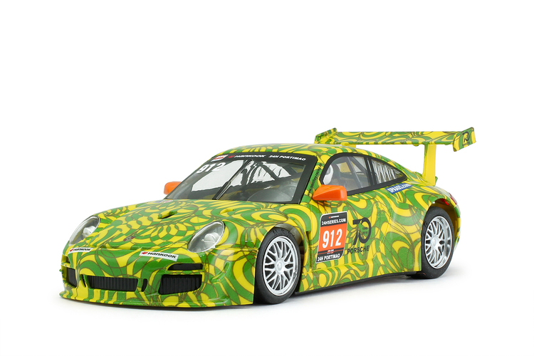 NSR - PORSCHE 997 24H PORTIMAO 2018 LIVERY #912 - READY TO RACE SPECIAL EDITION -  AW KING 30K