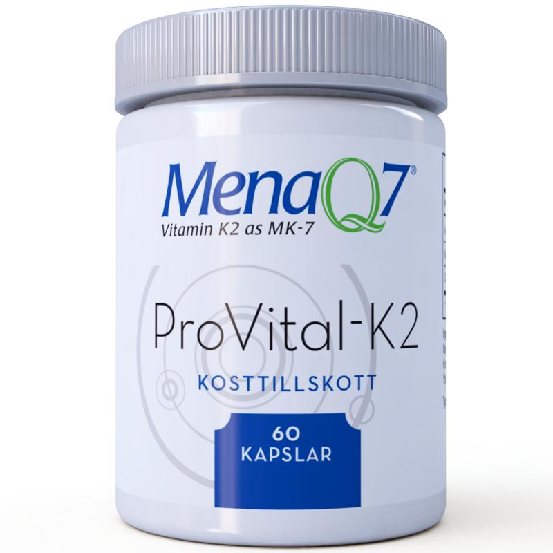Ny 1 års studie klar om MenaQ7