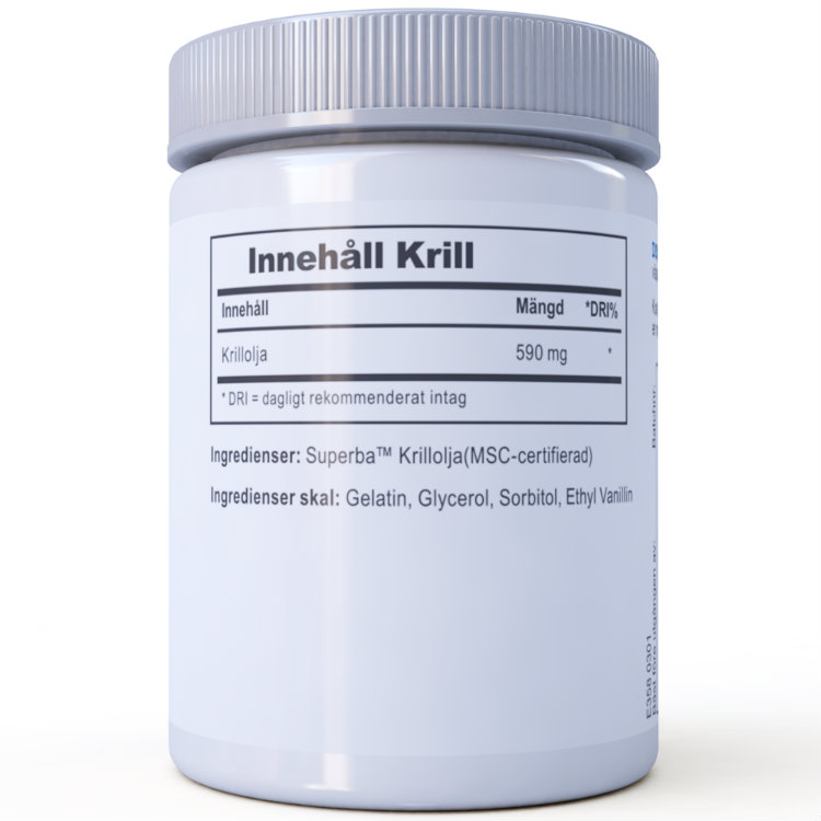 Krill Superba™ (Ej prenumeration)