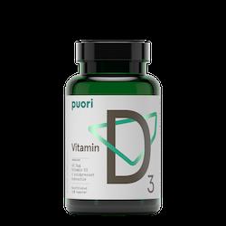 Vitamin D3 (Ej prenumeration)