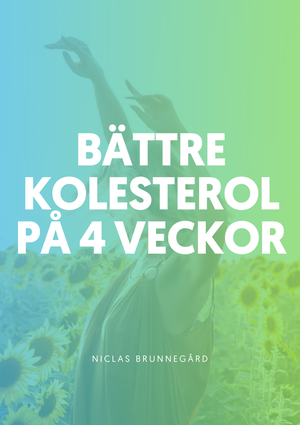 Bättre Kolesterol På 4 Veckor(i PDF-format)