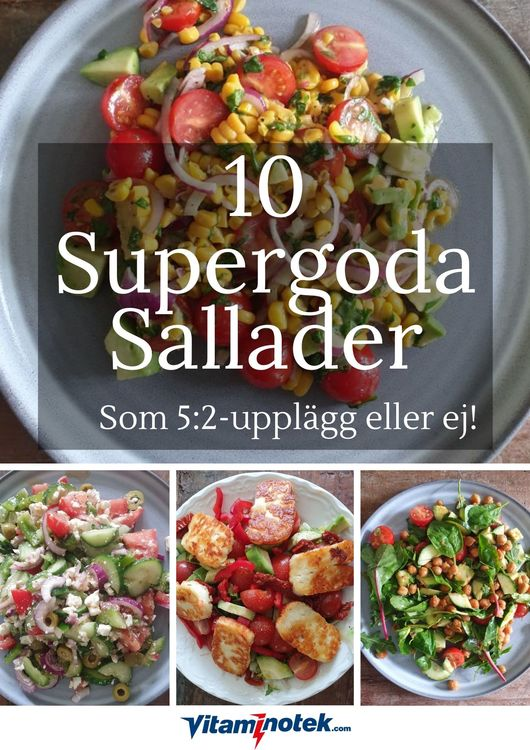 10 Supergoda Sallader (i PDF-format)