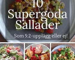 10 Supergoda Sallader