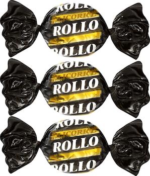 Rollo Lakrits 2,5 kg