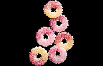 Tutti Frutti Rings 1,7 kg