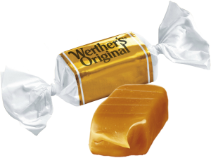 Werthers Chewy Toffee 3 kg