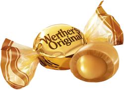 Werthers Original Creamy Filling 3 kg