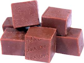Lonka Chokladfudge 2 kg