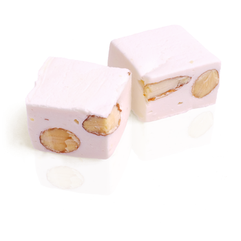 Lonka Fudge Nougat Almond 1,5 kg