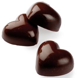 Chokladhjärta mint 1,8 kg