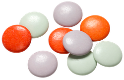 Amerikanska pastiller 2,4 kg