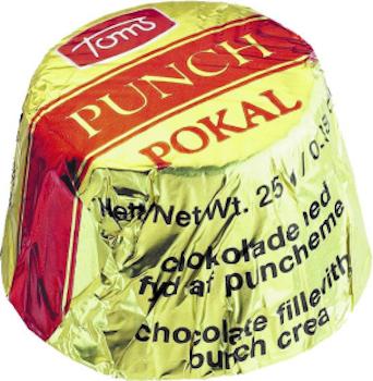 Punchpokal 1,75 kg