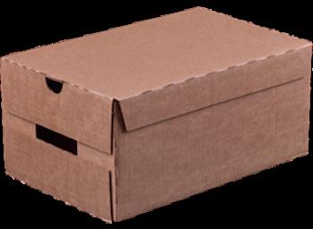 Hallon/Blåbär Oval 2,8 kg