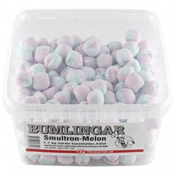 Bumlingar Smultron-Melon 1,7 kg