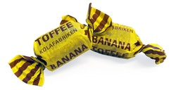 Banana Toffeekolor 4 kg