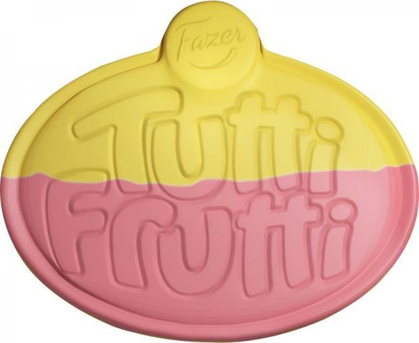 Fazer Tutti Frutti Combos Jordgubb / Banan 2,8 kg
